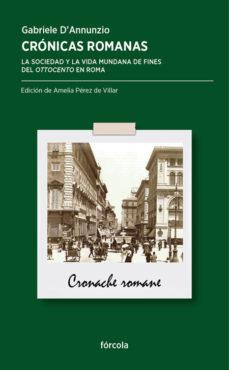 Portada de Cronicas Romanas