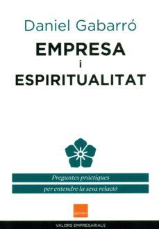 Portada de Empresa I Espiritualitat