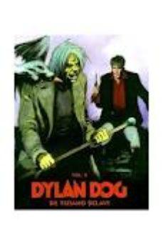 Portada de Dylan Dog De Tiziano Sclavi Nº 8