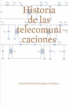Portada de Historia De Las Telecomunicaciones