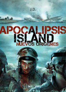 Portada de Apocalipsis Island 5: Nuevos Origenes