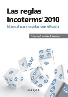 Portada de Las Reglas Incoterms 2010