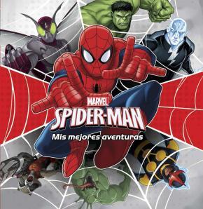 Portada de Spiderman. Mis Mejores Aventuras