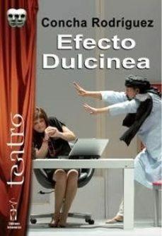 Portada de Efecto Dulcinea