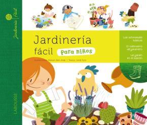 Portada de Jardineria Facil Para Niños