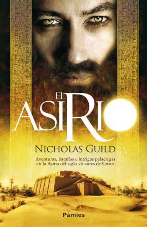 Portada de El Asirio