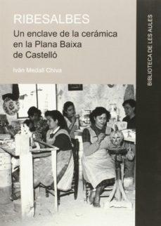 Portada de Ribesalbes: Un Enclave De La Ceramica En La Plana Baixa De Castello