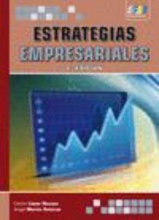 Portada de Estrategias Empresariales. 2ª Edicion