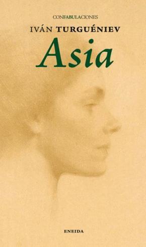 Portada de Asia (confabulaciones)