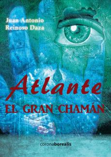 Portada de Atlante, El Gran Chaman