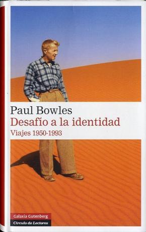 Portada de Desafio A La Identidad: Viajes 1950-1993