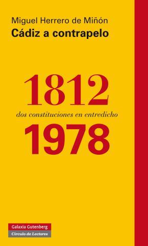 Portada de Cadiz A Contrapelo: 1812-1978