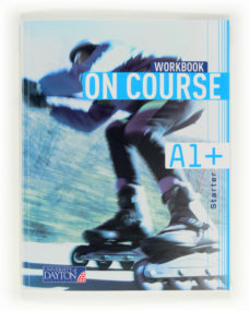 Portada de On Course For A1 Workbook 2012
