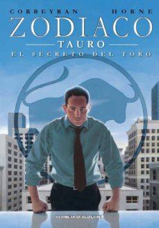 Portada de Zodiaco Nº 2 Tauro: El Secreto Del Toro