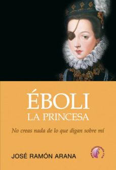 Portada de Eboli La Princesa