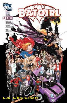 Portada de Batgirl Nº 3