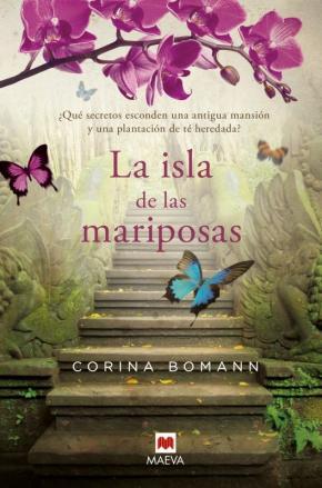 Portada de La Isla De Las Mariposas