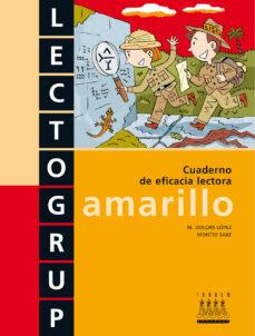 Portada de Lectogrupo Amarillo (novetat 2013)