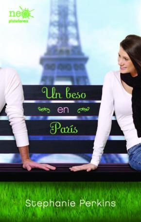 Portada de Un Beso En Paris
