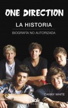Portada de One Direction La Historia