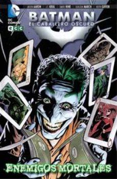 Portada de Batman: El Caballero Oscuro – Enemigos Mortales