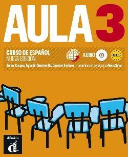 Portada de Aula 3: Curso De Español: Libro Del Alumno B1.1 (incluye Cd-audio ) (nueva Edicion)