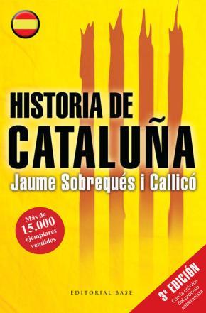 Portada de Historia De Cataluña