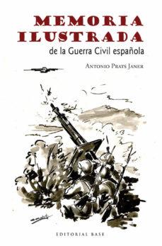 Portada de Memoria Ilustrada De La Guerra Civil