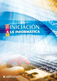 Portada de (i.b.d.)iniciacion A La Informatica