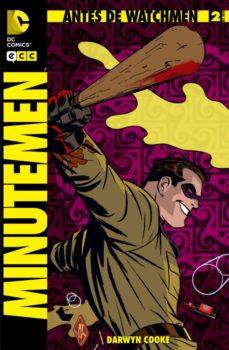 Portada de Antes De Watchmen: Minutemen Num. 02