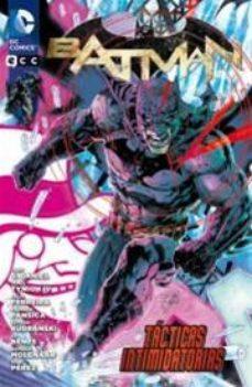 Portada de Batman: Tacticas Intimidatorias
