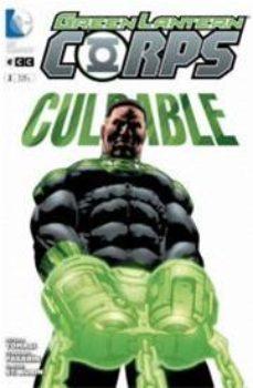 Portada de Green Lantern Corps Num. 02 Green Lantern Corps Num. 02