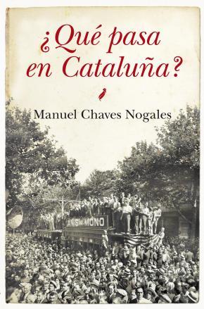 Portada de ¿que Pasa En Cataluña?