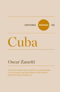 Portada de Historia Minima De Cuba