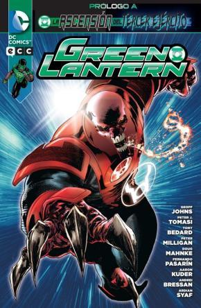 Portada de Green Lantern Especial: Prologo Al Alzamiento Del Tercer Ejercito