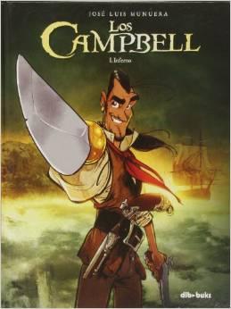 Portada de Los Campbell 1: Inferno