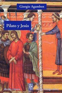 Portada de Pilato Y Jesus