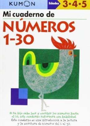 Portada de Metodo Kumon: Mi Libro De Numeros