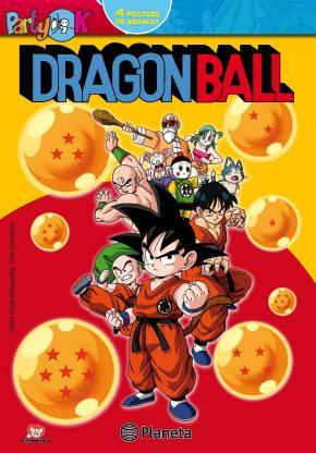 Portada de Dragon Ball Party K