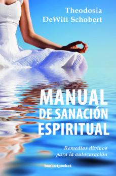 Portada de Manual De Sanacion Espiritual