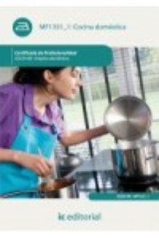 Portada de (i.b.d.) Cocina Domestica Mf1331_1
