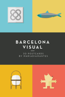 Portada de Barcelona Visual: Postales