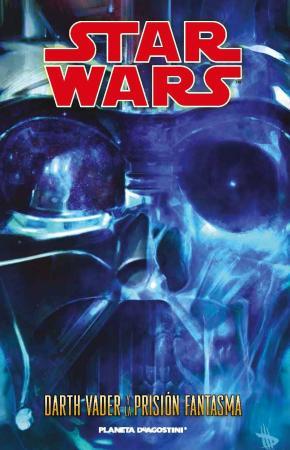 Portada de Darth Vader Y La Prision Fantasma