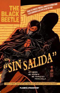 Portada de Black Beetle: Sin Salida
