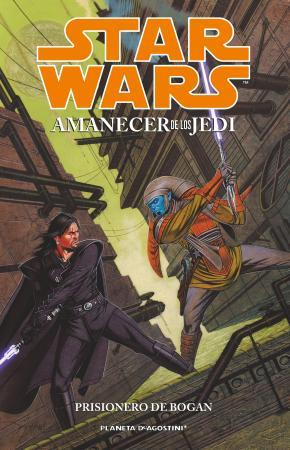 Portada de Star Wars: Amanecer Jedi Nº 02