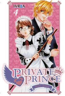 Portada de Private Prince Nº 4