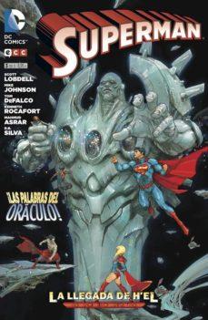 Portada de Superman: La Llegada De H El Num. 03