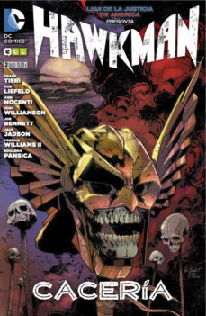 Portada de Hawkman: Caceria Num. 02 De 2