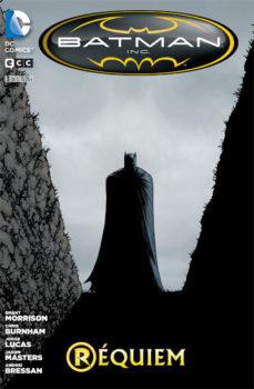 Portada de Batman, Inc. Num. 03
