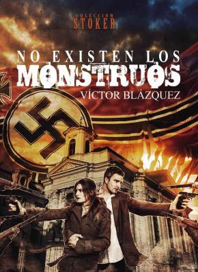 Portada de No Existen Los Monstruos